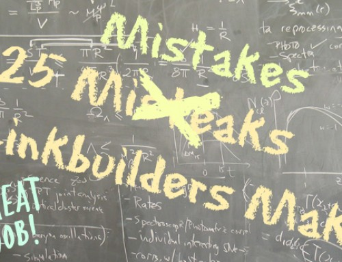 25 Mistakes Link Builders Make
